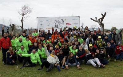 Maratón por equipos 2018