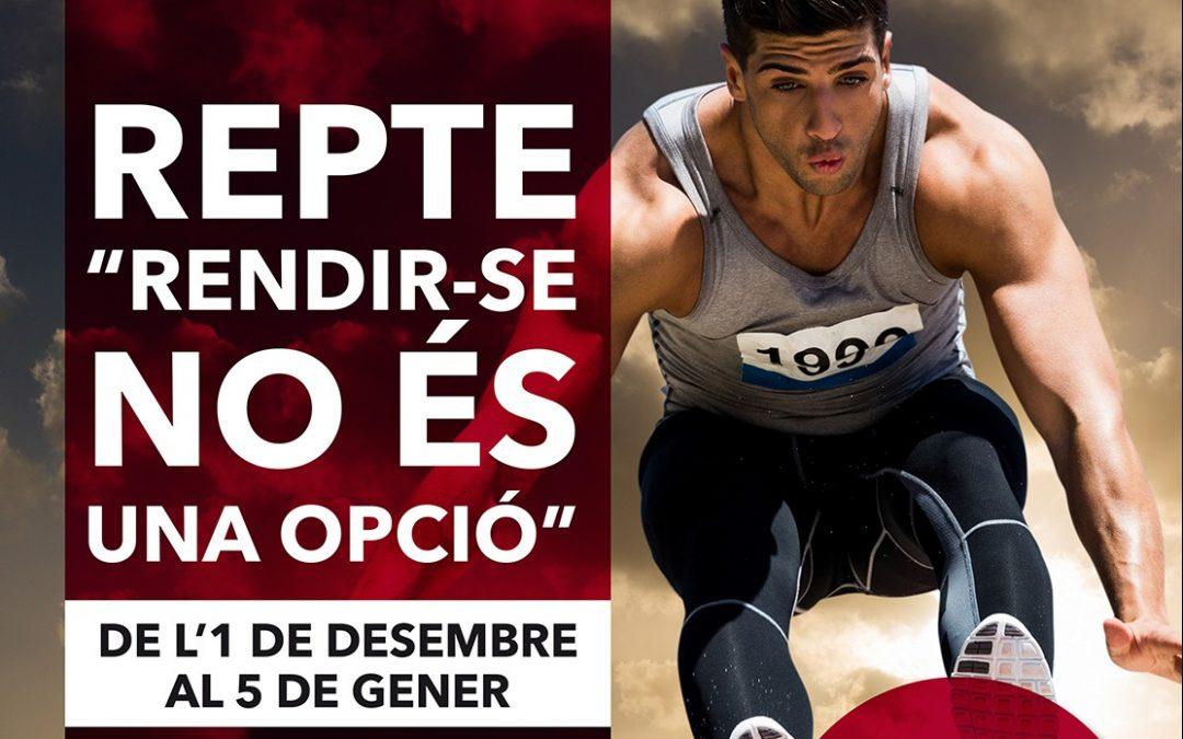 RETO RENDIRSE NO ES UNA OPCIÓN / CURSA DE REIS